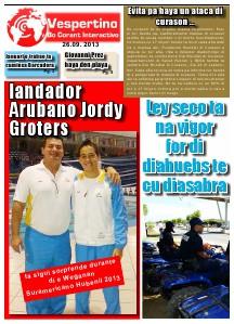 Edicion 26 di September 2013