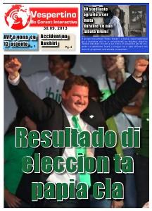 E-Vespertino Edicion 30 di September 2013
