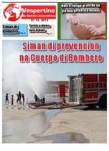 E-Vespertino Edicion 7 di October 2013