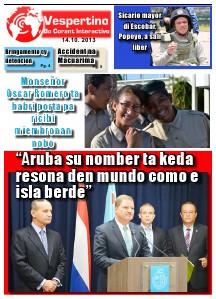Edicion 14 di October 2013
