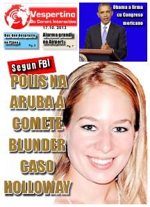 E-Vespertino Edicion 17 di October 2013