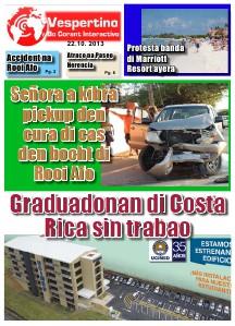 E-Vespertino Edicion 22 di October