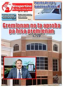 Edicion 25 di November 2013