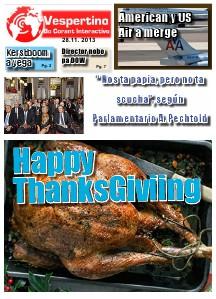 Edicion 28 di November 2013