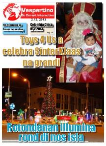Edicion 2 di Dicember 2013