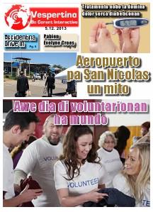 Edicion 5 di December 2013