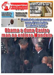 E-Vespertino Edicion 10 di December 2013