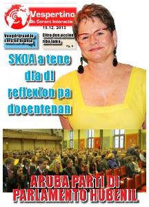 E-Vespertino Edicion di 17 di December 2013