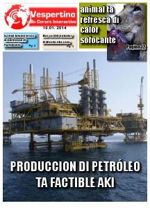 Edicion 10 di Januari 2014