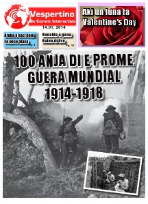 Edicion 14 di Januari 2014