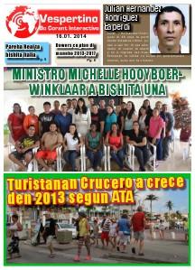 Edicion 16 di Januari 2014