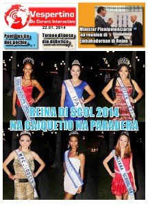 Edicion 22 di Januari 2014