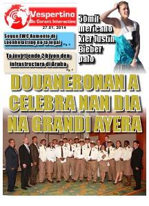Edicion 28 di Januari 2014