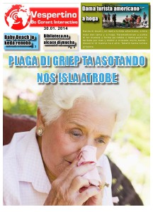 E-Vespertino Edicion 30 di Januari 2014