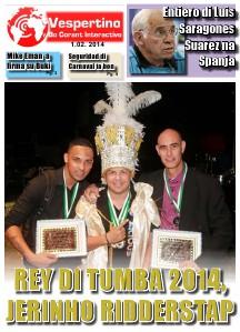 E-Vespertino Edicion 3 di Februari 2014