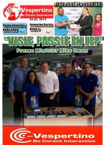 Edicion 2 di Februari 2014