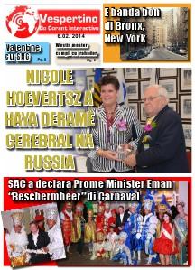 Edicion 6 di Februari 2014