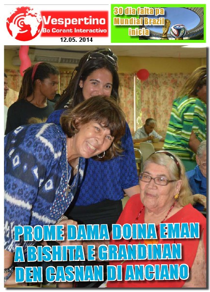 Edicion 12 di Mei 2014