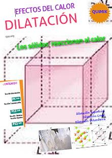 EFECTOS DEL CALOR: DILATACIÓN