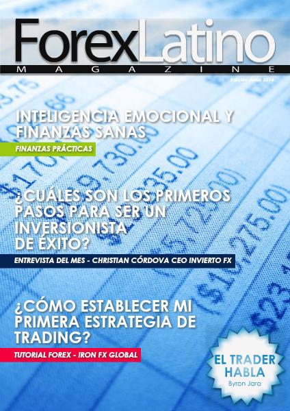 Forex Latino Magazine Junio 2014