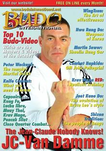 Budo international Martial Arts Magazine