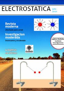 Electrostatica ,14 2013