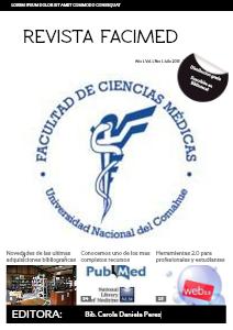 Revista de la Biblioteca FACIMED Año 1, Vol. 1, Nro. 1. Julio 2013