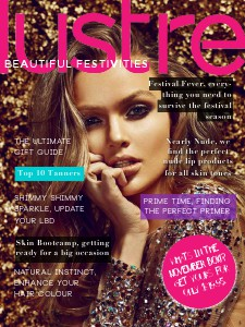 Lustre Magazine Beautiful Festivities