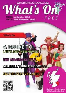 Edinburgh & Lothian's Oct - Nov 2013 10