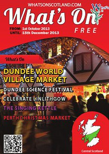 What's On Central Scotland Oct - Dec 10