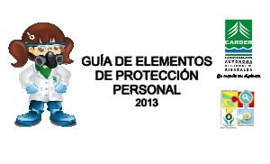 Guía de Elementos de Protección Personal Jul 2013