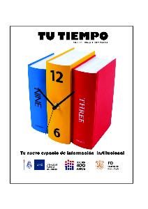 Revista Tu Tiempo Vol 1 - Nº 1 - Jul. 2013