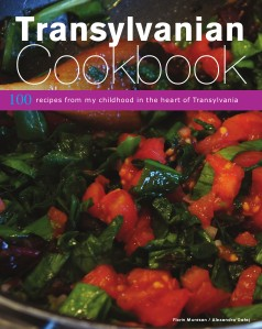 Coperti & Cookbook Transylvanian Cookbook