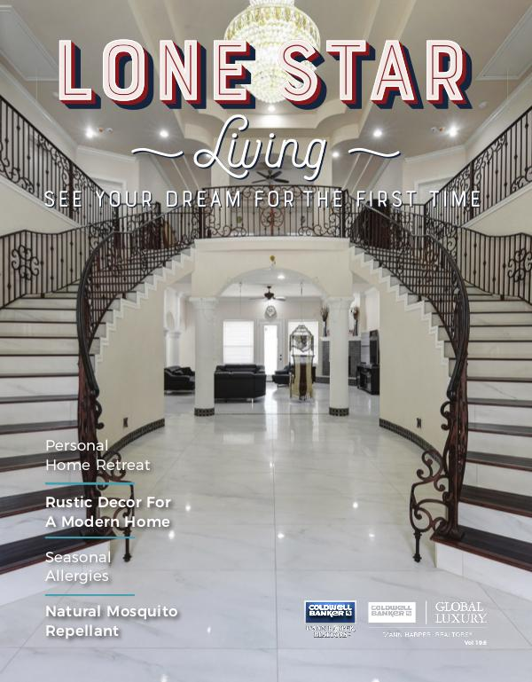 Lone Star Living Vol. 19.6 REG19.6CBHarper