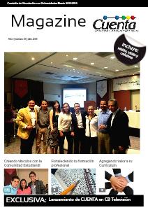CUENTA - Digital Magazine Presentación