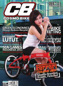 Cosmo Bikers 5th Edision