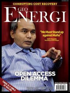 Geo Energi edisi november english 2013