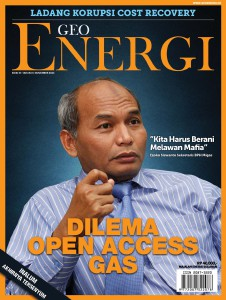 Geo Energi edisi november indonesia 2013