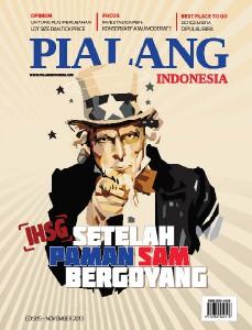 Pialang edisi 15 november 2013