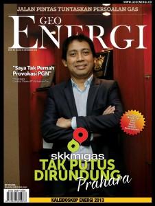 Geo Energi edisi desember indonesia 2013