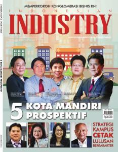 Industry edisi desember 2013