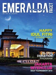 Emeralda Newsletter May - August 2013