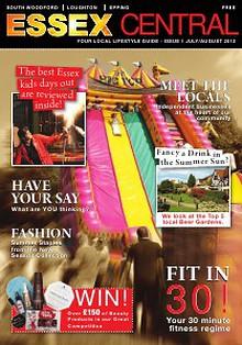 Essex Central Magazine Issue 1