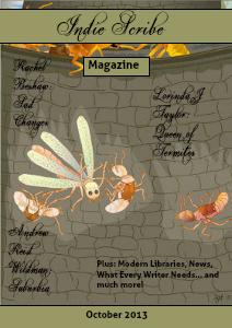 Indie Scribe Magazine October 2013