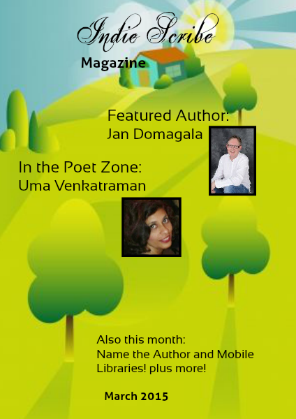 Indie Scribe Magazine March 2015