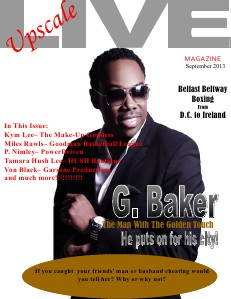 Upscale LIVE Magazine Volume 1- Issue 2 - Sept 2013