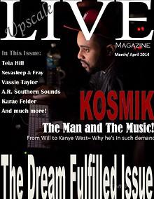 Upscale LIVE Magazine