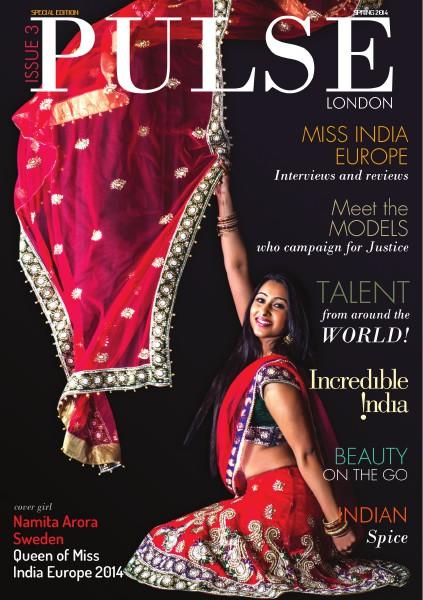 PULSE MAGAZINE LONDON Issue 3 Spring 2014
