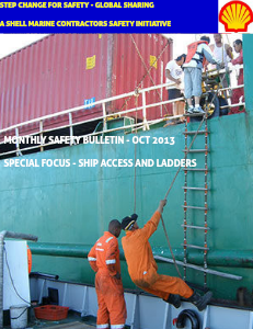 GLOBAL SHARING SEP 2013 - PILOT LADDERS