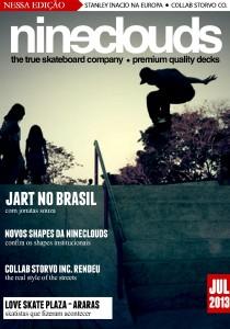 Nineclouds Skateboards - Catalogo 1° Semestre 2015 JUL2013